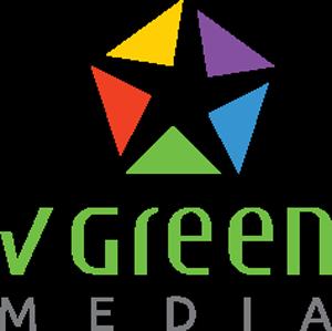 V Green Media Logo